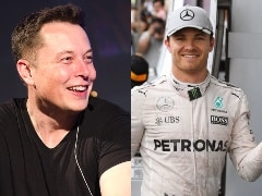 Elon Musk Accepts Ex-F1 Champion Nico Rosberg's Offer To Drive The Tesla Model S At The Nurburgring
