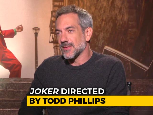 'Joker Does Not Glorify The Villain': Todd Phillips