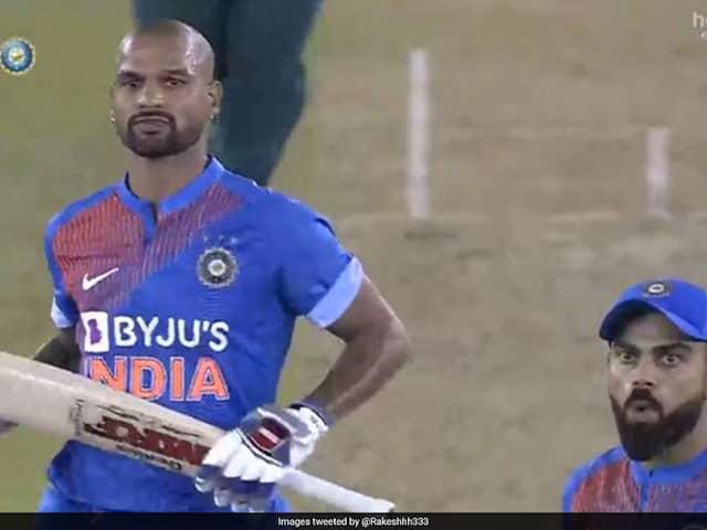 Virat Kohli Awestruck By David Miller Catch. Reaction Goes Viral On Internet