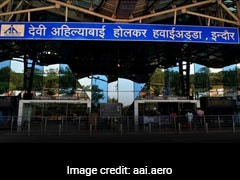 7 Arrested At Indore Airport For Smuggling Rs 2.1-Crore Gold In Rectums