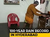 Video : Hyderabad Breaks 100-Year-Old Monsoon Rain Record For September