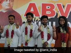 ABVP Dedicates Its Win In DUSU Polls To Arun Jaitley