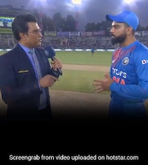 How Sanjay Manjrekar Motivated Virat Kohli During Mohali T20I