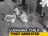 Video : On Camera, Man Caught Trying To Kidnap Sleeping 4-Year-Old In Punjab