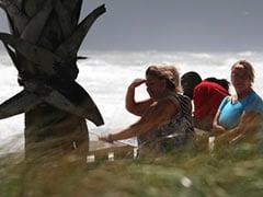 """Monster"" Hurricane Dorian Hits Bahamas With Full Fury"