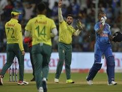 India vs South Africa: Tabraiz Shamsi ने Shikhar Dhawan को आउट करने के बाद की थी