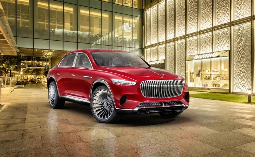 Mercedes-Maybach GLS Teased Ahead Of Debut