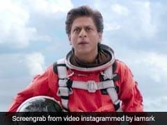 'चंद्रयान 2' पर आया शाहरुख खान का रिएक्शन, इसरो को कही ये बात तो ट्वीट हुआ वायरल