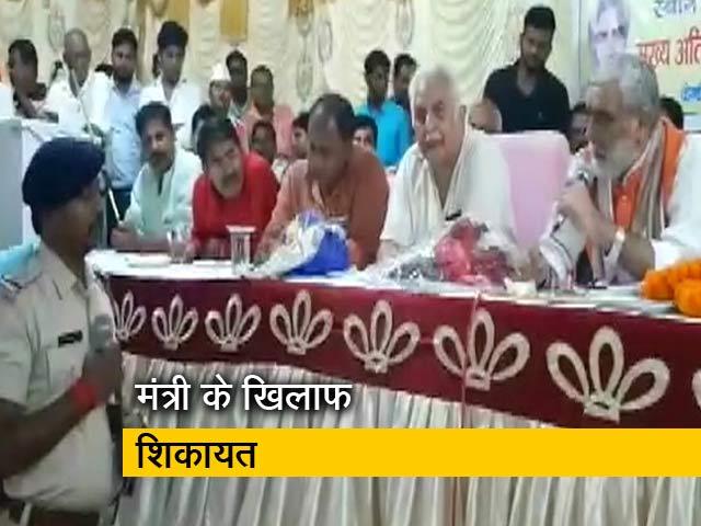 Video : केंद्रीय मंत्री अश्विनी चौबे पर बिहार पुलिस ने दर्ज कराई शिकायत