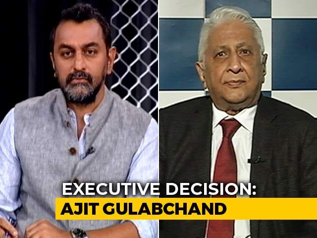 Video : Industrialist Ajit Gulabchand On Tax Cuts vs Slowdown