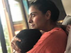 Kajol's Adorable Birthday Countdown Post For Son Yug Devgn Has Our Heart