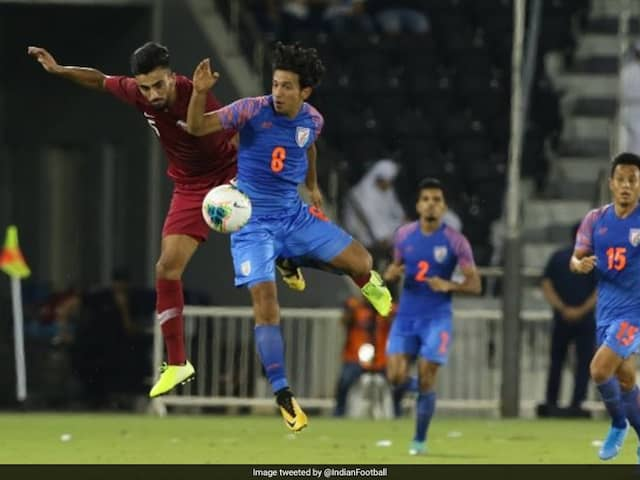 India Football Coach Happy With Draw Vs Qatar, Expects More Support Before Bangladesh Clash