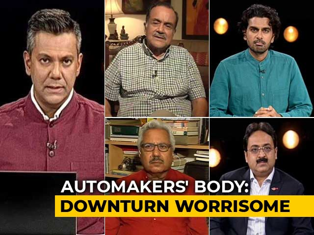 Video : Sales Plummet In August: What Lies Ahead For India's Auto Industry?