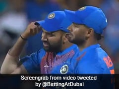 IND Vs SA: तीसरे टी20 मैच में जब  Rohit Sharma ने खोया आपा, नवदीप सैनी पर हुए गुस्सा, VIDEO