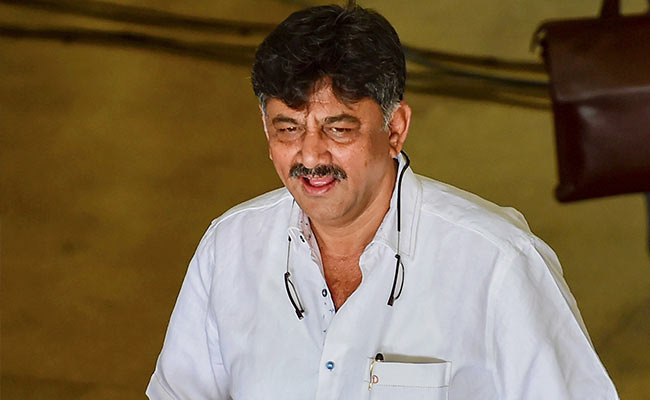 DK Shivakumar's Request To Address The Public Gets A Stern No From Court