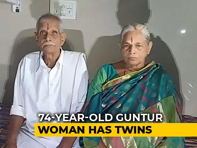 Video : At 74, Andhra Woman Becomes The Oldest-Ever To Give Birth