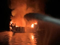Probe Ordered Into Fire On Dive Boat Off California Coast Which Killed 34