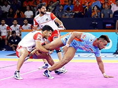 Pro Kabaddi: Maninder Singh Guides Bengal Warriors To Comfortable Win Over Haryana Steelers