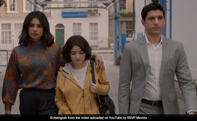 The Sky Is Pink Trailer: Priyanka Chopra, Farhan Akhtar's Love Story Finds A 'Villain' In Zaira Wasim