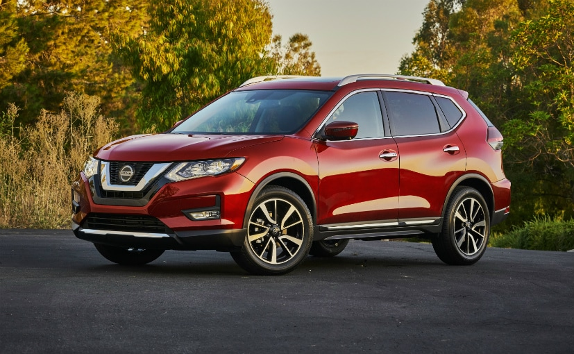 Nissan USA received 12 reports of related crashes because of erraneous emergency braking