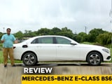 Video : Mercedes-Benz E-Class BS6 Review