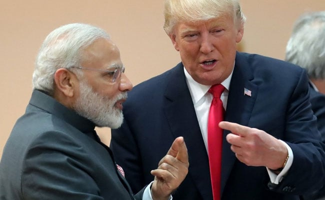 'Special Gesture': PM On Donald Trump Joining Him At 'Howdy, Modi' Event