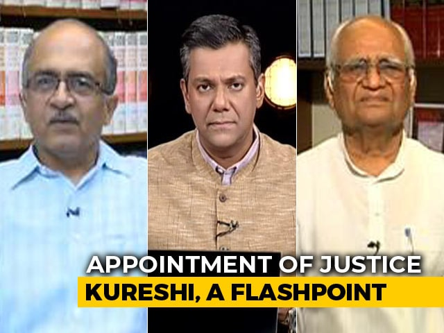 Video : Can Courts Shake Off Government Interference In Judge Appointments?