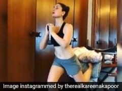 Kareena Kapoor Khan ने जिम में जमकर बहा जमकर पसीना, एक्सरसाइज Video हुआ वायरल