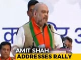"Video : ""Congratulate PM Modi's Bravery And Grit"": Amit Shah On Kashmir Move"