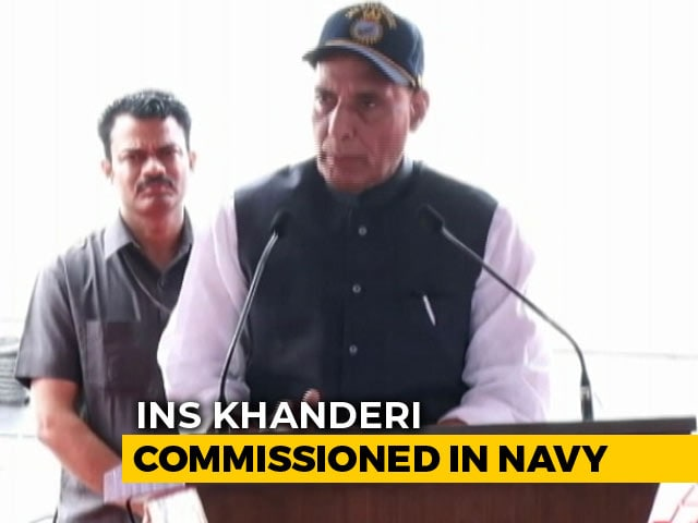 "Video : ""We're Capable Of Giving A Much Bigger Blow"": Defence Minister Warns Pak"