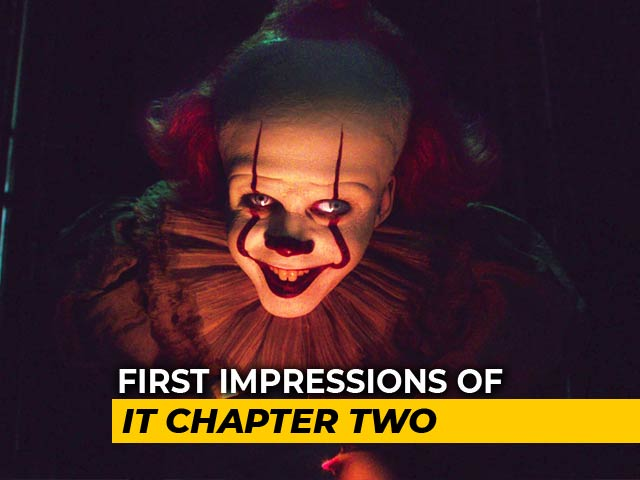 First Impressions of Jessica Chastain's IT Chapter Two