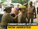 Video : Student Who Accused Chinmayanand Of Rape Sent To Jail In Extortion Case