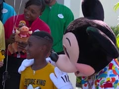 Boy Donated Savings To Hurricane Relief, So Disney Gifted Him VIP Trip