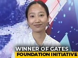 Video : Sekulu Nyekha, Winner Of Gates Foundation Initiative