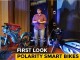 Video : Polarity Smart Bikes – First Look
