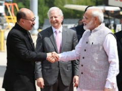 "Narendra Modi In US Live Updates: PM Arrives In Texas To Attend ""Howdy, Modi"" Today"