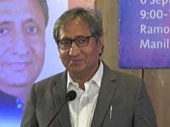 रैमॉन मैगसेसे पुरस्कार : रवीश कुमार ने कहा- पीएम मोदी का बधाई न देना भी बधाई है, कोई बात नहीं