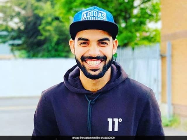 """""""Making Us Sound Like Husband-Wife"""": Shadab Khans Witty Response To Question On Hassan Ali"""