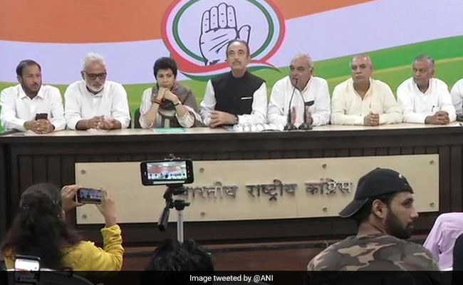 Independent MLA, Lok Dal Leaders Join Congress Ahead Of Haryana Polls