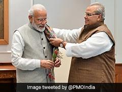Jammu And Kashmir Governor Satya Pal Malik Meets PM Modi
