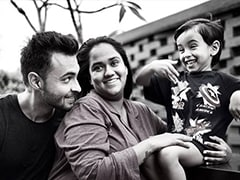 Arpita Khan Sharma's Family Pic With Aayush Sharma And Son Ahil Is Just Too Cute