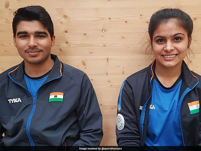 ISSF World Cup: Manu Bhaker-Saurabh Chaudhary Win Gold, Unprecedented Finish For India