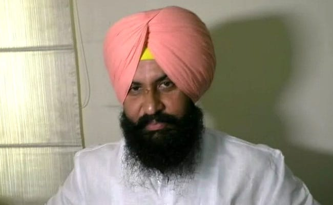 MLA Caught On Camera Heckling Punjab Officer, Charged