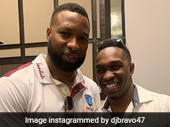 """Can Get Back In WI Colors"": Dwayne Bravo's Congratulatory Message For New Captain Kieron Pollard"