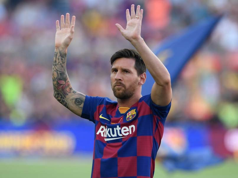 Lionel Messi Free To Leave At End Of Season, Barcelona President Confirms Stunning Clause In Contract