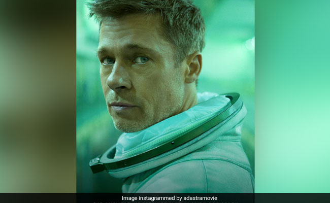 Ad Astra Star Brad Pitt To NASA Astronauts: 'George Clooney Or Me?'