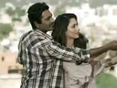 बाहुबली की एक्ट्रेस ने नवाजुद्दीन सिद्दीकी के साथ उड़ाई पतंग, वीडियो हुआ वायरल