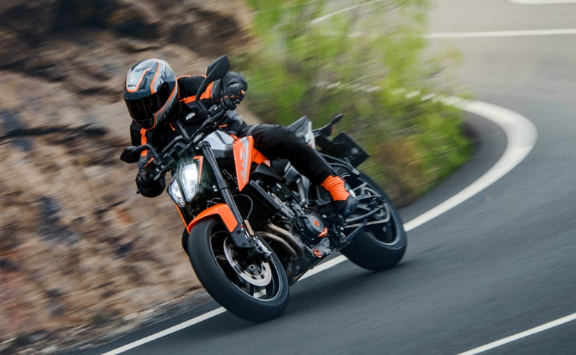 The KTM 790 Duke is the company's first high-performance bike in India