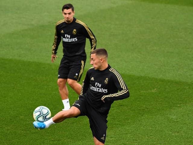 Eden Hazard To Make Real Madrid Debut In La Liga