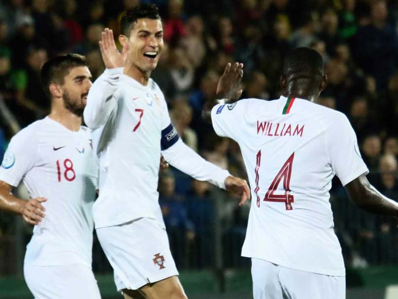 Euro 2020 Qualifiers: Cristiano Ronaldo Scores 4 For Portugal; England, France Hammer Minnows